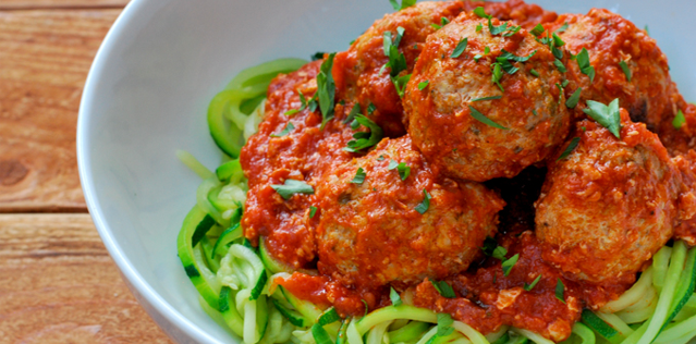 Beef and Vegetable Balls